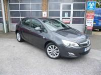 Used Vauxhall Astra ACTIVE 5 DOOR HATCH
