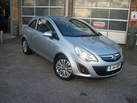 Used Vauxhall Corsa ENEREGY 3 DOOR HATCH