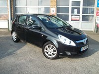 Used Vauxhall Corsa SE Automatic 5 Door Hatch