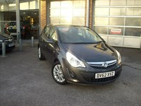 Used Vauxhall Corsa SE 5 DOOR WITH AIR CON