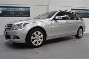 used Mercedes C200 CDI BLUEEFFICIENCY EXECUTIVE SE AUTO COMMAND NAVIGATION in axminster-devon