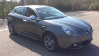 Used Alfa Romeo Giulietta Series 1 1.6 JTDM-2 Exclusive 5dr