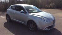 Used Alfa Romeo Mito TB MultiAir Distinctive 3d