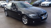Used BMW 320d 3 Series Efficient Dynamics 4dr