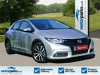Used Honda Civic i-DTEC SE Plus 5dr (2014 -