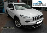 Used Jeep Cherokee CRD Limited 5dr