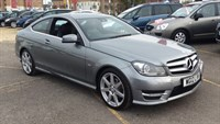 Used Mercedes C250 C-Class Sports CDI BlueEFFICIENCY AMG Sp