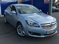 Used Vauxhall Insignia INSIGNIA DIESEL HATCHBACK