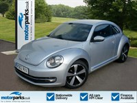 Used VW Beetle TDI Design 3dr DSG