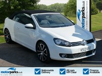 Used VW Golf TDI BlueMotion Tech GT 2dr