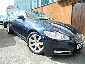 used Jaguar XF LUXURY V6 in wigan-lancashire