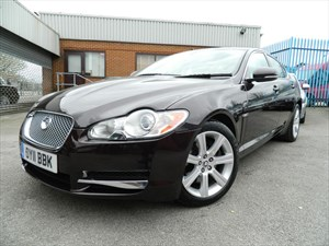 used Jaguar XF V6 LUXURY in wigan-lancashire