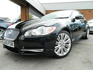 Click here for more details about this Jaguar XF V6 PREMIUM LUXURY