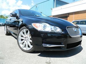 Click here for more details about this Jaguar XF PREMIUM LUXURY V6