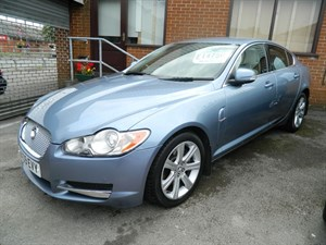 Click here for more details about this Jaguar XF LUXURY V6