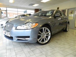 Click here for more details about this Jaguar XF 30 D PREMIUM LUXURY S