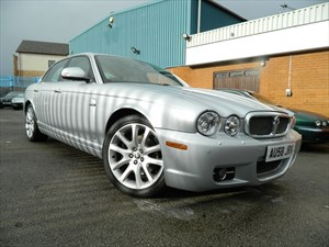 used Jaguar XJ SOVEREIGN V6 in wigan-lancashire