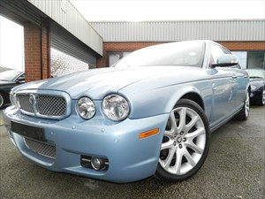 used Jaguar XJ V6 SOVEREIGN in wigan-lancashire