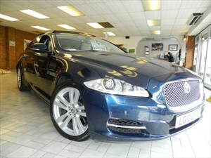 used Jaguar XJ D V6 PREMIUM LUXURY LWB in wigan-lancashire