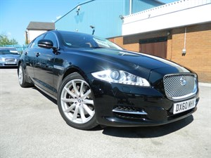Click here for more details about this Jaguar XJ D V6 LUXURY LWB