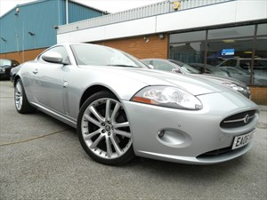 used Jaguar XK COUPE in wigan-lancashire