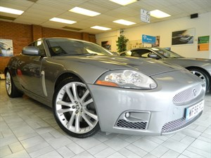 Click here for more details about this Jaguar XKR 42 COUPE
