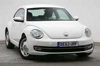 Used VW Beetle Design TDI (140 PS)
