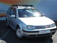Used VW Golf Estate S TDI 100 5dr