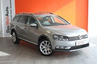 Used VW Passat Alltrack Estate TDI 177 Bluemotion Tech 4MOTION 5dr DSG