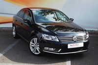Used VW Passat Saloon TDI BlueMotion Tech Executive Style 4dr DSG