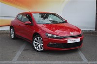 Used VW Scirocco Coupe TDI BlueMotion Tech GT 3dr DSG