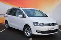 Used VW Sharan Estate TDI CR BlueMotion Tech 177 SEL 5dr DSG