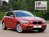 BMW 116i SPORT Full Leather StartStop Bluetooth