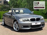 BMW 118d M SPORT Convertible Bluetooth