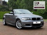 BMW 118d M SPORT Convertible StartStop