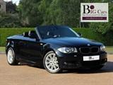 BMW 118d M SPORT Convertible Auto Aux-in