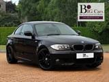 BMW 118d M SPORT Auto Leather Sensors