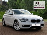 BMW 118d SPORT StartStop Bluetooth