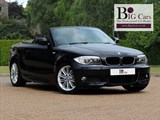 BMW 118i M SPORT Convertible StartStop Aux-in