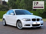 BMW 120d M SPORT COUPE Paddle-Shift Aux-In