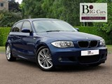 BMW 120d M SPORT Automatic HeadlightsWipers