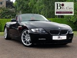 BMW Z4 SPORT ROADSTER Full Red Leather Interior
