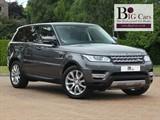 Land Rover Range Rover Sport SDV6 HSE Reverse Camera Sat Nav USB