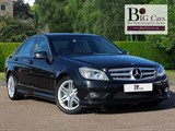 Mercedes-Benz C200 CDI BLUEEFFICIENCY SPORT Full Grey Leather