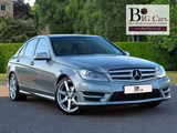 Mercedes-Benz C200 CDI BLUEEFFICIENCY SPORT