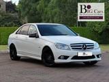 Mercedes-Benz C350 CDI BLUEEFFICIENCY SPORT Leather Sat Nav