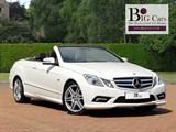 Mercedes-Benz E220 CDI BLUEEFFICIENCY SPORT Heated Leather 18 Alloys