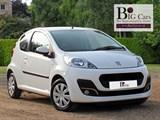 Peugeot 107 ACTIVE Paddle-Shift Aux
