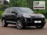 Porsche Cayenne D TIPTRONIC S Sat Nav Bluetooth