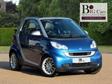 Smart Fortwo Cabrio PASSION Heated Seats